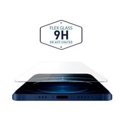 항균필름아이폰12 Pro Max 플렉스글라스 강화유리 액정보호필름