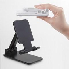 OMT 접이식 각도조절 스탠드 휴대폰 태블릿 거치대 2color