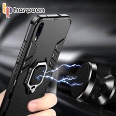 하푼 아이폰5 5S SE 히어로 아머스마트링 하드 케이스