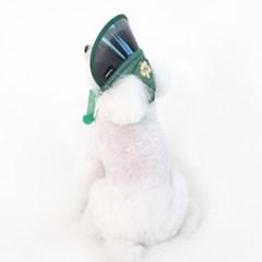 [ODD PET][ODD STUDIO] 또또또 UV차단 모자 - 껴또(그린)