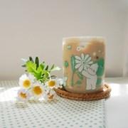 토끼풀 친구들 컵