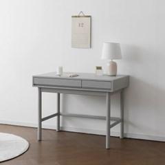 [코코소프트] A형 책상/테이블 : 블랑그레이 700