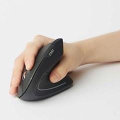 캔즈 버티컬 무선마우스 인체공학설계 손목이 편안한 마우스