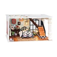 DGF02 파리 미드나잇 D.I.Y 미니어처 하우스