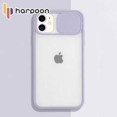 하푼 아이폰6 6S 파스텔 렌즈보호 슬라이드 케이스