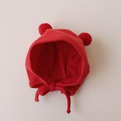 피) 윈윈 곰돌이 모자