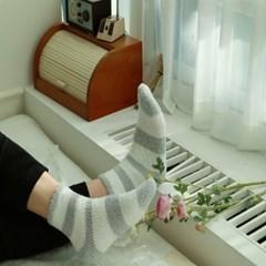 파베르 남녀공용 수면양말 3족세트