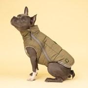히트 세이버 발열 패딩 조끼 히트텍 아우터 강아지옷 XL부터3XL까지