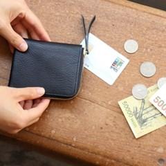 프라임 leather 지갑
