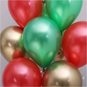 크리스마스 천장풍선장식세트[4종]/ 파티풍선 홈파티 소품 용품