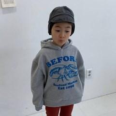 소) 맘커플 랍스터 아동 후드티-주니어까지