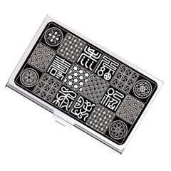 Modern 수복문자도 자개 명함 케이스 USB 8GB포함