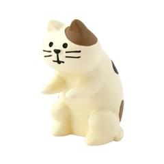 데꼴 2020 고양이 BAR 피규어 서서고양이
