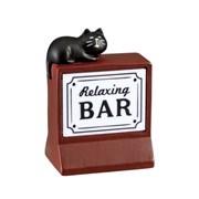 데꼴 2020 고양이 BAR 피규어 LED간판