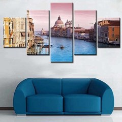 Home gallery CANVAS WALL ART 5분할액자 CH1507662