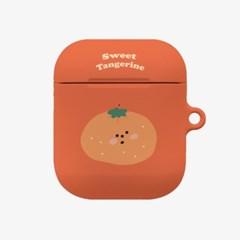 sweet tangerine 에어팟 하드케이스_(983817)