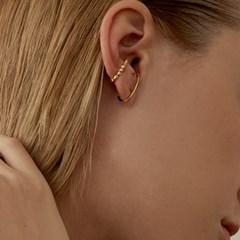 Cuff Style Slim Earring (925 Silver).23