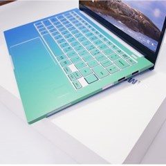 삼성 노트북5 NT550EBZ 그라데이션 디자인 노트북 스킨