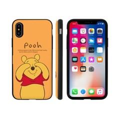 아이폰6 6S 디즈니 푸 카드도어 범퍼케이스