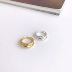(silver 92.5) 로티 볼드 반지