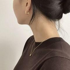(silver 92.5) 엘르 링 귀걸이