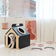 리틀팩토리 퍼니하우스 소형 강아지집 고양이집 (4 color)