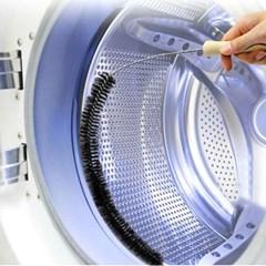 싱크대세탁기청소롱브러쉬