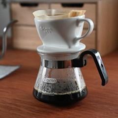 디오엠오 유리 커피서버 드립서버 400ml_(1745970)