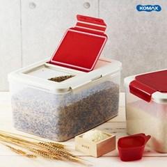 코멕스 신선 다용도쌀통 10kg