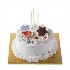 DIY/생일 케이크만들기(1호)
