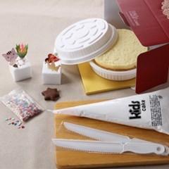 DIY/생일 케이크만들기(미니)