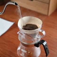디오엠오 커피 여과지 필터 1-2인 100매_(1746697)