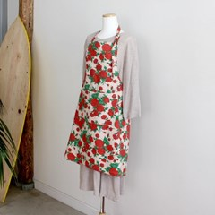 앤즈 에이번리 앞치마 1P 빨간장미