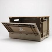 무디스워크 캠핑 폴딩 박스 미니 수납 접이식 테이블
