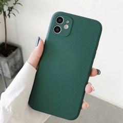 사각 케메라 보호 소프트씬 버젼2 아이폰11 12시리즈