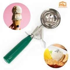 이딜리 아이스크림 셔터기 12호 스쿱 스푼 화채만들기