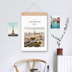 파리감성 엽서 6개세트 / 미니 포스터 그림 액자,달력과 데코