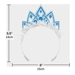 [빛나파티]겨울왕국 파티 티아라 Snow Princess Tiaras