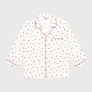 Dot cherry bear-white(Pajamas)_(1699874)