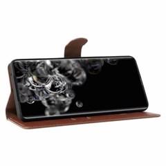 갤럭시S10 5G 스탠딩 심플 카드수납 가죽 케이스 P134_(3403800)