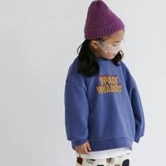 열) 스페이스 아동 맨투맨-주니어까지