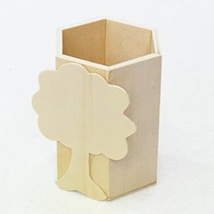 (몽스쿨) DS0239 DIY연필꽂이 나무_(1727293)