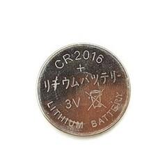 Lithium BATTERY CR2016 3V 코인건전지 낱개 1개