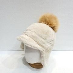방울캡 패션 양털 무스탕 뽀글이 귀달이 볼캡 모자