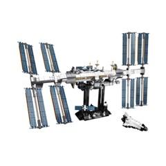 [레고 아이디어] 21321 국제 우주 정거장