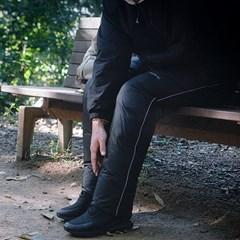 VERNE 베른 구스다운 팬츠 / 캠핑 등산 낚시 겨울 패딩바지 우모바지