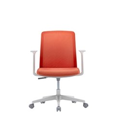 [시디즈] TN403F 화이트쉘 메쉬 의자
