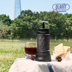 플랜잇 핸드프레소 KUK  휴대용 커피머신기 원두 캡슐 겸용