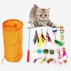 카샤카샤 고양이 낚시대 종합선물세트_(597135)