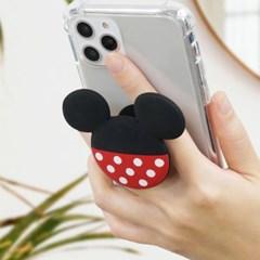 디즈니 쓰리써클 실리콘 스마트톡 스마트폰 거치대
